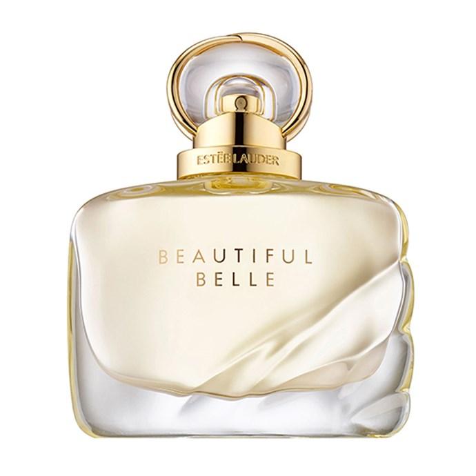 """**Best Floral Fragrance** <br><br> Beautiful Belle Eau de Parfum by Estée Lauder, $180 at [Adore Beauty](https://www.adorebeauty.com.au/estee-lauder/estee-lauder-beautiful-belle-eau-de-parfum-spray-100ml.html target=""""_blank"""" rel=""""nofollow"""")"""