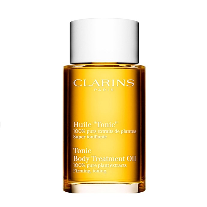 "**Best Body Oil** <br><br> Tonic Body Treatment Oil by Clarins, $68 at [Myer](https://www.myer.com.au/p/tonic-body-treatment-oil-100ml-203640290-693370860|target=""_blank""