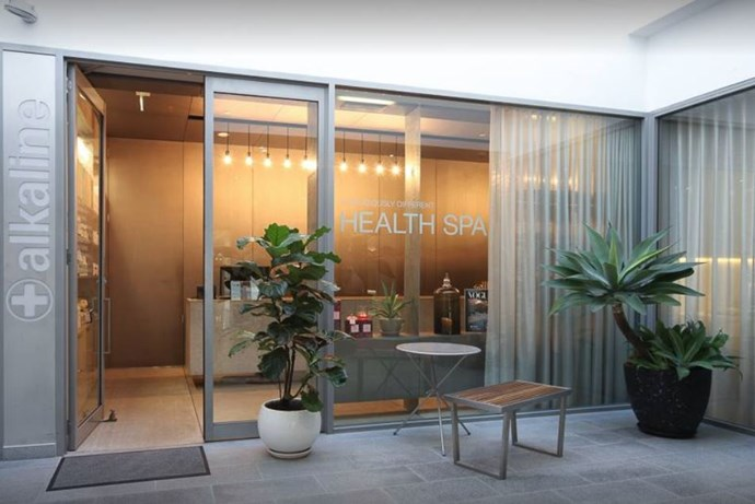 "***Alkaline*** <br> We've previously listed Alkaline as one of our favourite facialists in Sydney, but this hidden gem in Potts Point is ideal for any day spa treatment you'd be willing to sample. For the full luxe experience, we suggest the one-of-a-kind Detox Sauna treatment. <br><br> *Treatments start at $120, book at [Alkaline](http://www.alkaline.com.au/index.htm|target=""_blank""