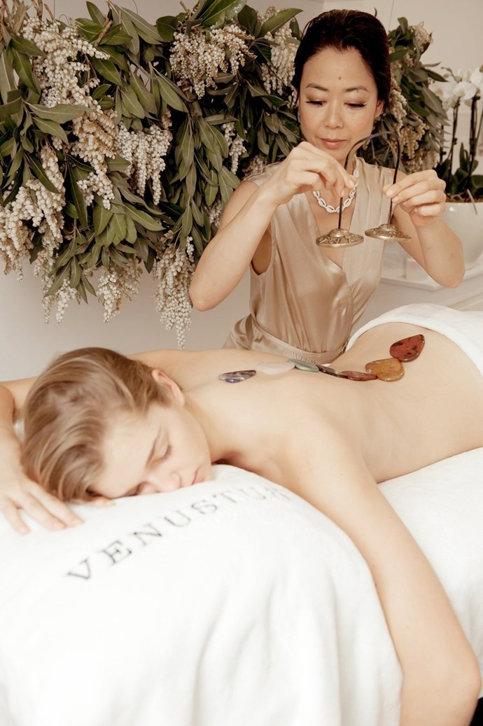 "***Venustus Spa*** <br> This tiny spa and skincare clinic in Paddington has international acclaim, with [*CNN*](https://edition.cnn.com/travel/article/sydney-day-spas-massages/index.html|target=""_blank""