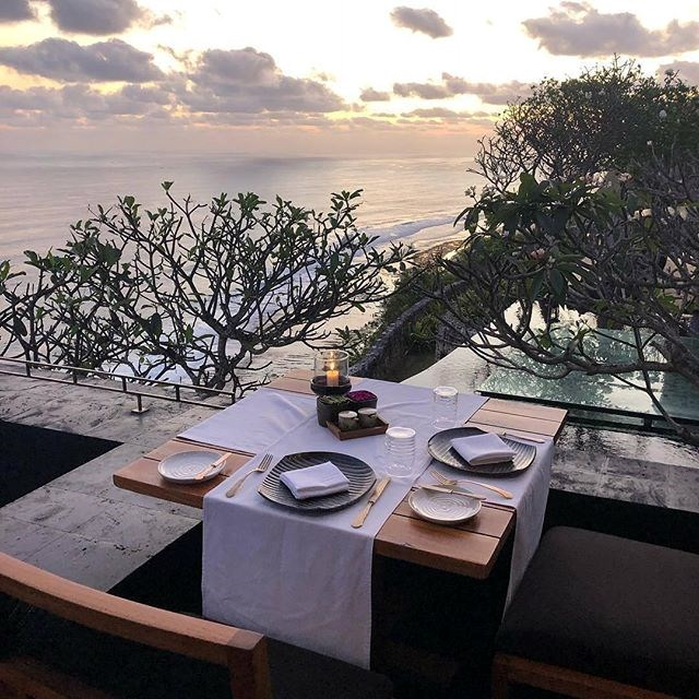 "***Bulgari Resort, Uluwatu*** <br> If the name Bulgari is attached, you can bet it'll be nothing short of a dream—and the Bali addition to Bulgari's global hotel enterprise is a case-in-point, staying true to everything we love about the chain. Clifftop dinner, anyone? <br><br> *Book at: [Bulgari Resort Bali](https://www.bulgarihotels.com/en_US/bali|target=""_blank""