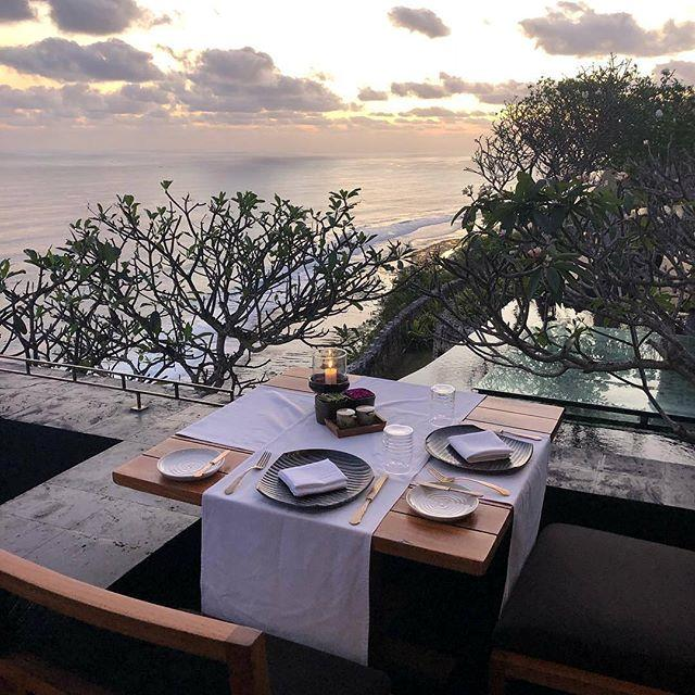 """***Bulgari Resort, Uluwatu*** <br> If the name Bulgari is attached, you can bet it'll be nothing short of a dream—and the Bali addition to Bulgari's global hotel enterprise is a case-in-point, staying true to everything we love about the chain. Clifftop dinner, anyone? <br><br> *Book at: [Bulgari Resort Bali](https://www.bulgarihotels.com/en_US/bali