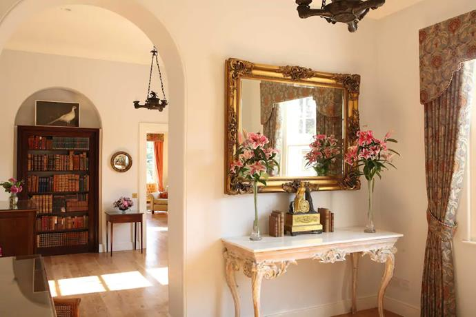 """<strong><a href=""""null""""><a href=""""https://www.airbnb.com.au/rooms/1958074"""">The castle in Cornwall</a></a></strong> <br> <br> Where: Saint Mellion, United Kingdom <br> <br> Sleeps: 16 <br> <br> Price: From $3,452 per night"""