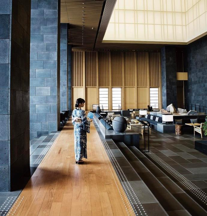 """**[Aman, Tokyo](https://www.mrandmrssmith.com/luxury-hotels/aman-tokyo target=""""_blank"""" rel=""""nofollow""""):** With rooms starting at $1500 a night, you'd expect nothing but the height of luxury at this towering Tokyo haunt for the rich and famous. And the height of luxury is what you get: volanic-rock bathtubs in every room, a 33-metre indoor swimming pool, a meditation garden and floor-to-ceiling windows throughout to maximise the stunning city views."""