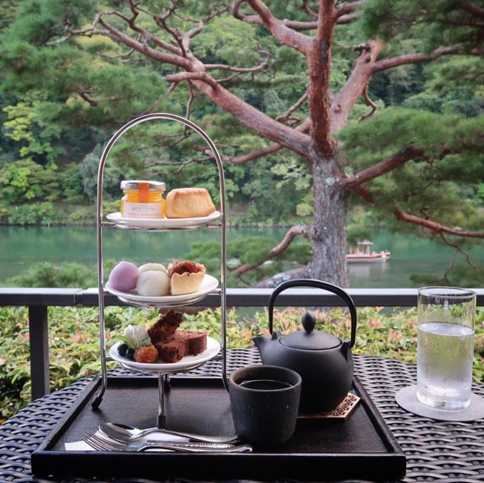 """**[Suiran Hotel, Kyoto](https://www.marriott.com/hotels/travel/ukylc-suiran-a-luxury-collection-hotel-kyoto/ target=""""_blank"""" rel=""""nofollow""""):** Located in Japan's former capital, on the banks of the tranquil Hozugawa River and overlooknig a bamboo forest, this is a mix of original Japanese architecture and modern comforts. The former summerhouse of Kawasaki manufacturer founder Shōzō Kawasaki, Suiran boasts two restaurants and pricier rooms come equipped with their own personal onsen baths. *Photo: Instagram user @maison-de-silk*"""