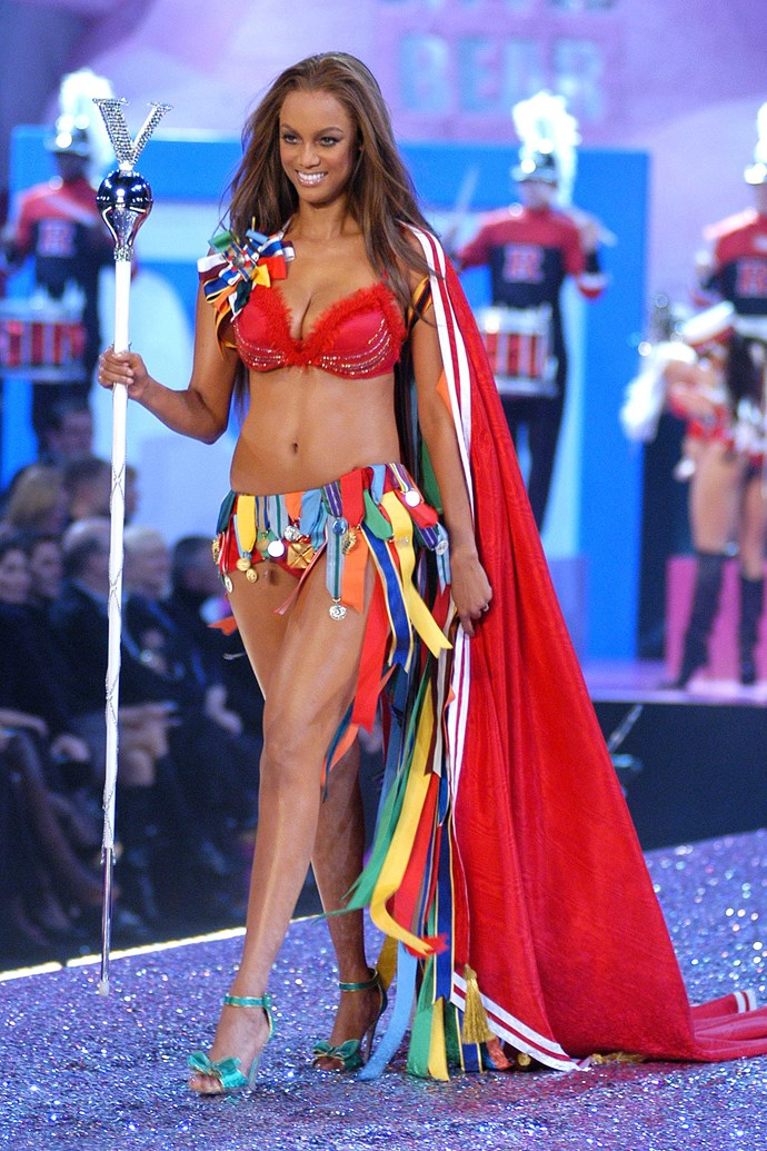 ***Tyra Banks*** <br> Last show: 2005