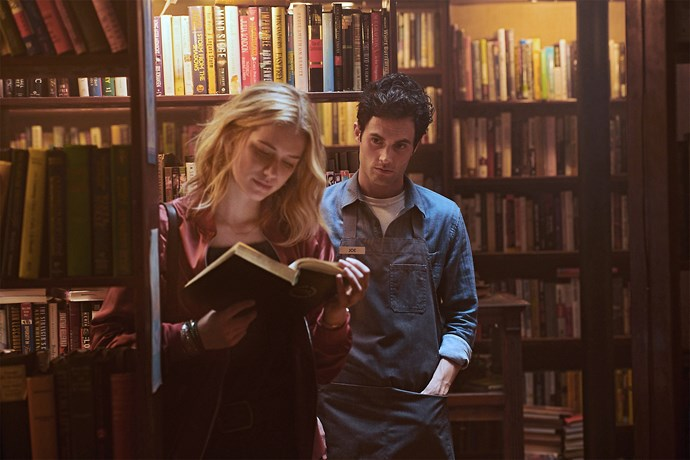 "***[You](https://www.elle.com.au/culture/you-netflix-show-cast-18525|target=""_blank"")* (26/12/2018):** Obsessed with an aspiring writer, a brilliant bookstore manager (played by Penn Badgley) begins quietly and strategically removing all obstacles that keep her from him."