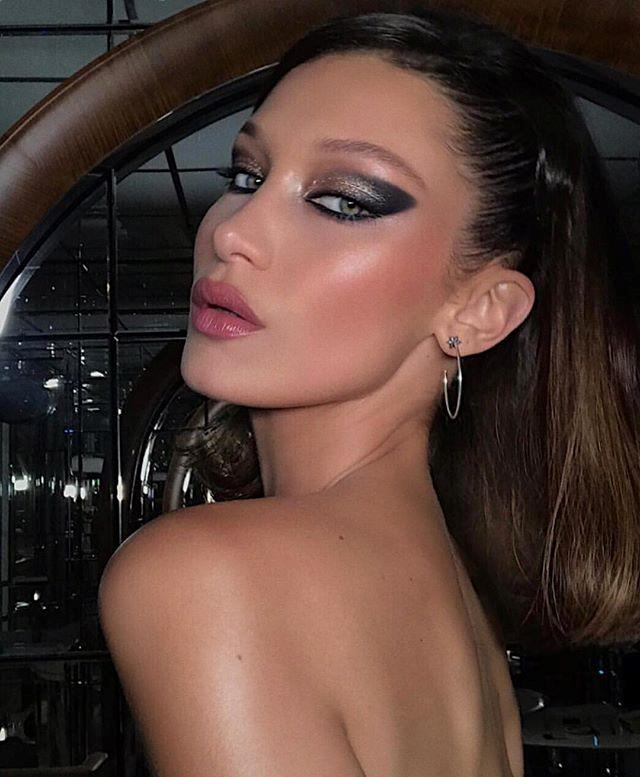 """***8. (TIE) Bella Hadid*** <br><br> Nationality: United States <br> Endorsements: Chrome Hearts, Dior Beauty, TAG Heuer <br> 2018 earnings: **AU $11.7 million** <br><br> *Image: [@bellahadid](https://www.instagram.com/p/BoMbpy6nhii/