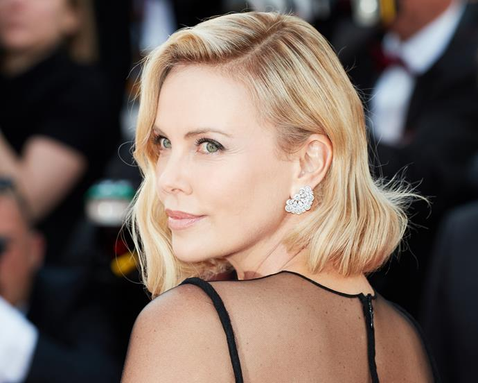 Charlize Theron in May 2017.