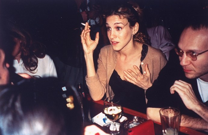 27 Photos Of Celebrities Partying In the 90s And Early ...