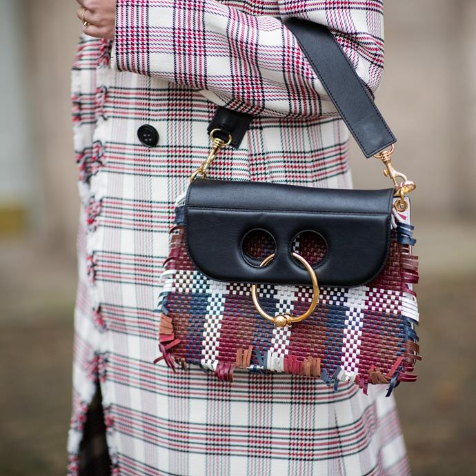 **An abundance of plaid** <br> Like leopard print, plaid will always have a place in our hearts, no matter what anyone says. Regardless, 2018 saw fashion's plaid infatuation reach unnerving new heights.