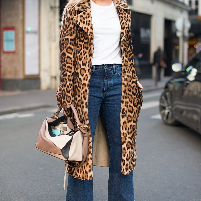**Leopard print** <br> There's no denying that leopard print is timeless—but 2018 saw the trend reach boiling point, and it's definitely time for a temporary ease-off.