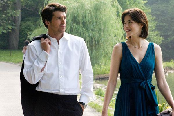 ***Made of Honor* (1/1/2019)**  <br><br> Patrick Dempsey plays the best friend of bride-to-be Michelle Monaghan, who decides he's actually in love with her when she asks him to be her maid of honour.