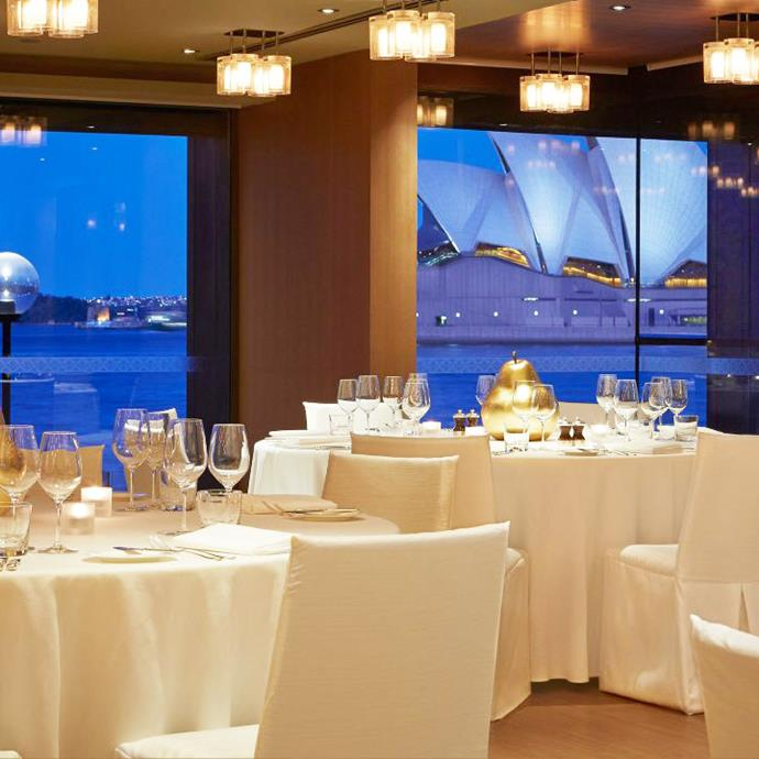 "***Park Hyatt Hotel, CBD*** <br><br> The Park Hyatt is arguably Sydney's most luxurious hotel, so its dedicated wedding space is a perfect exercise in modern, streamlined chic—featuring a panoramic view of the harbour. The hotel even provides an in-house wedding specialist to pore over every minute detail, and ensure both a faultless ceremony and reception. <br><br> *Enquire at [hyatt.com](https://www.hyatt.com/en-US/hotel/australia/park-hyatt-sydney/sydph/special-events#spaces|target=""_blank""