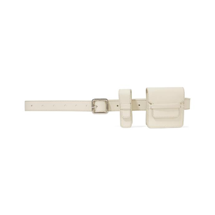 "*A utility belt*<br><bR> Belt by Gabriela Hearst, $1,290 at [NET-A-PORTER.](https://www.net-a-porter.com/us/en/product/1104764/gabriela_hearst/leather-utility-belt|target=""_blank""