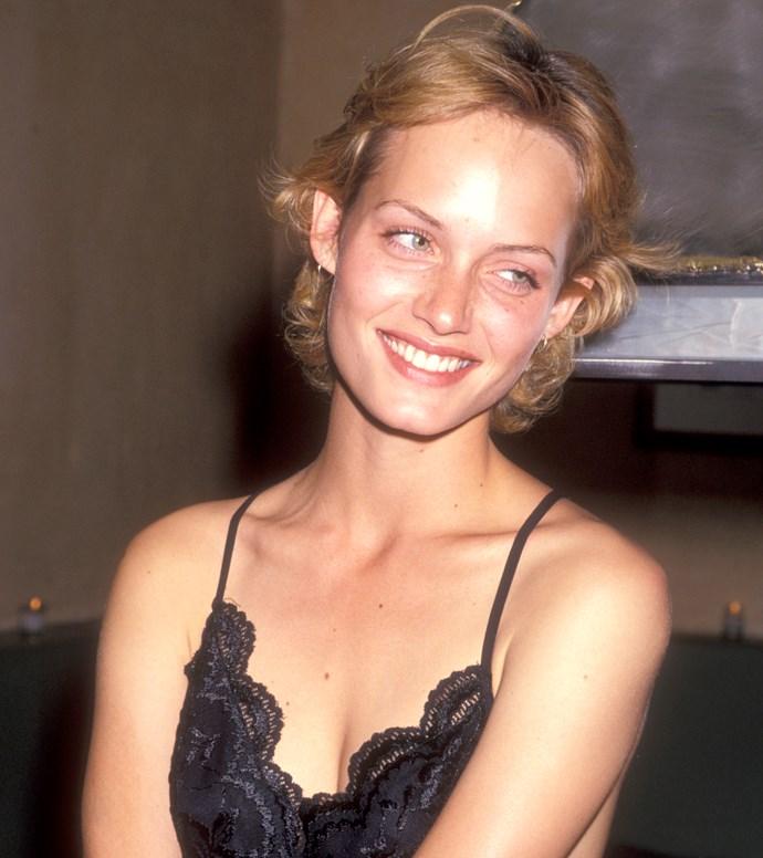 Amber Valletta, 1993