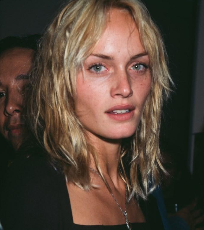 Amber Valletta, 1995