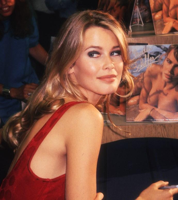 Claudia Schiffer, 1995