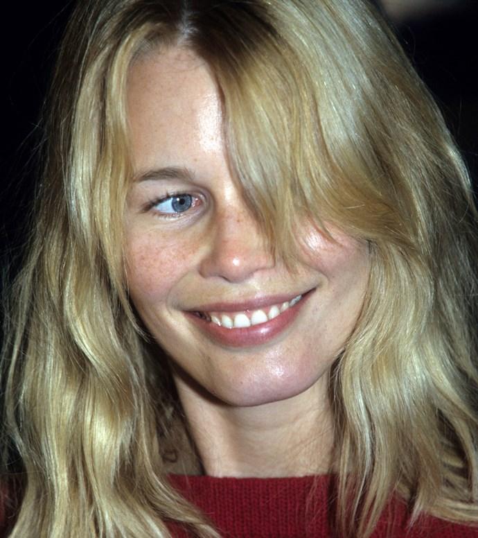 Claudia Schiffer, 1998