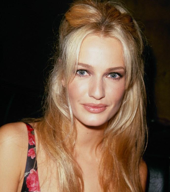 Karen Mulder, 1990