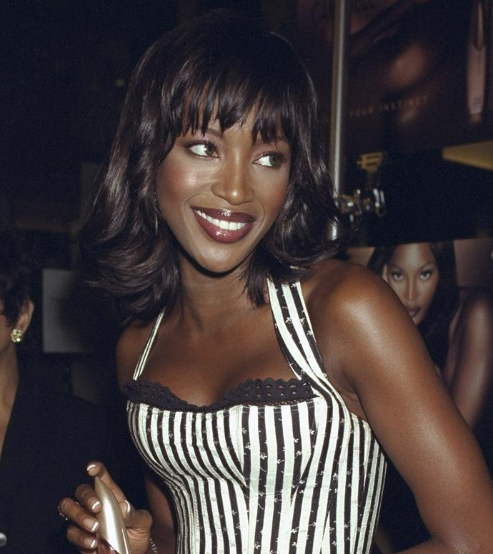 Naomi Campbell, 2000