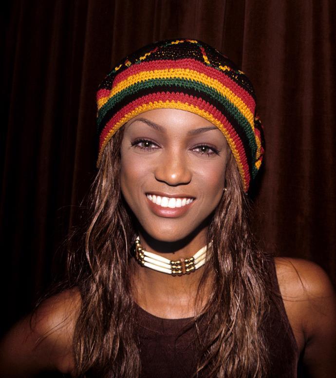 Tyra Banks, 1993