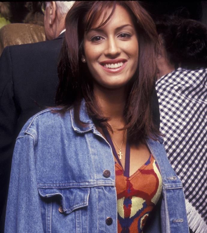 Yasmeen Ghauri, 1992