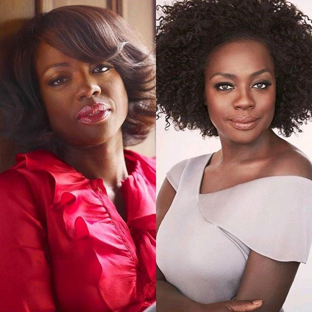"***Viola Davis*** <br> ""Is it too late for the #10YearChallenge? <br> 📷@jill.greenberg/@johnrussophoto"" <br><br> *Image: [@violadavis](https://www.instagram.com/p/Bsq6LJogNRM/