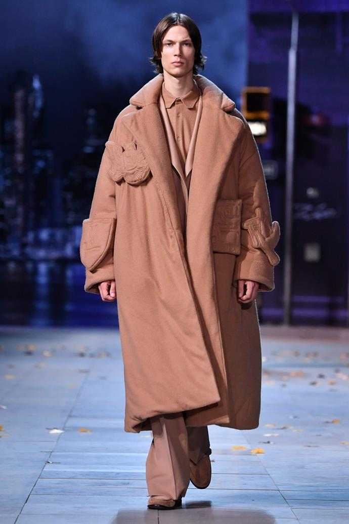 Louis Vuitton Menswear autumn/winter '19.
