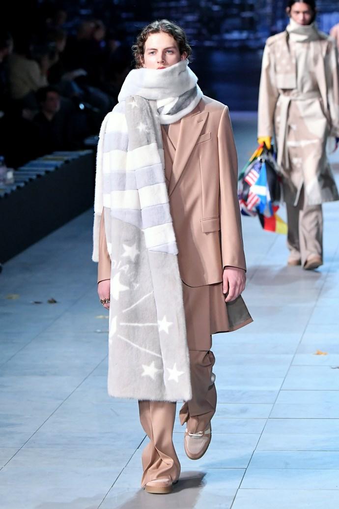 Louis Vuitton Menswear autumn/winter '19.