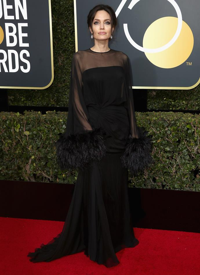 **RABBIT: 1951, 1963, 1975, 1987, 1999** <br> ***Style icon: Angelina Jolie*** <br><br> Though Angelina Jolie's style was once controversial, the actress and mother-of-six nowadays nails subtle looks with *just* the right amount of pizzazz. If you were born in a Rabbit year like Jolie was, you might want to channel her emboldened, classic style, with a touch of flair.