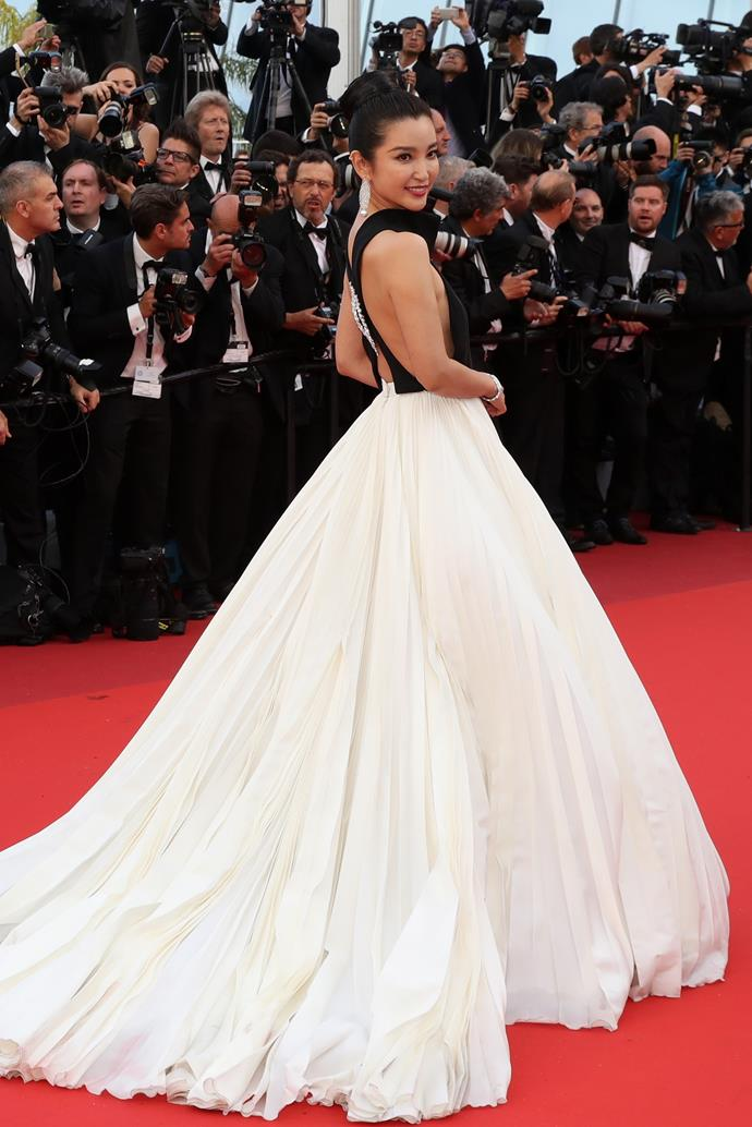 **ROOSTER: 1945, 1957, 1969, 1981, 1993** <br> **Style icon: *Li Bingbing*** <br><br> If you're born in the Year of the Rooster, you're likely one of the most ambitious people you know. Rooster-born people are known for their kindness as well as their strong work ethic and determination, and radiate positive energy—something that translates to the stunning clothes they put on their back (i.e. Chinese singer and actress Li Bingbing's heavenly red carpet looks).