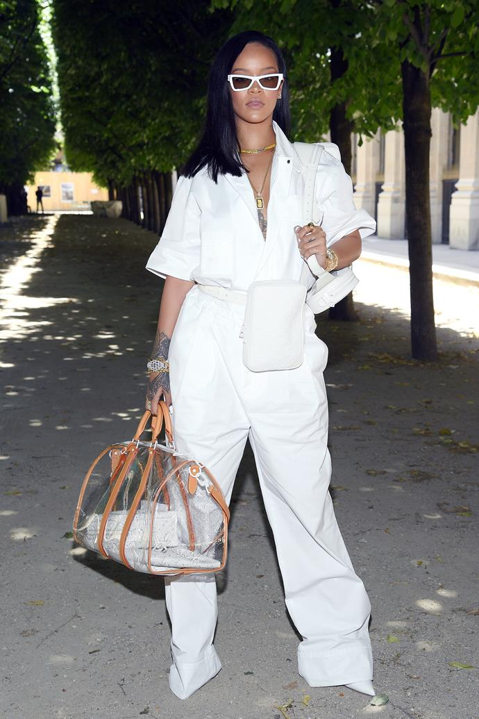 **DRAGON: 1952, 1964, 1976, 1988, 2000** <br> ***Style icon: Rihanna*** <br><br> The Chinese regard the Year of the Dragon as the best year, and those born in it as the most powerful. If that isn't enough of a confidence boost, you should probably also know that women born under the Dragon zodiac ooze power, boldness and ambition, especially in their wardrobes. Exhibit A? Rihanna.