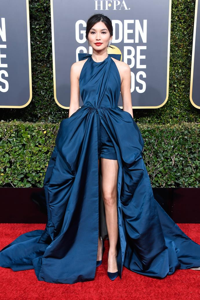 **DOG: 1946, 1958, 1970, 1982, 1994** <br> ***Style icon: Gemma Chan*** <br><br> If you're born in the Year of the Dog, you likely don't give a hoot what people think about you. People born in these years will often be the focal point of every room, and combine liveliness and effervescence with surprising sensitivity. *Crazy Rich Asians* star Gemma Chan's bold fashion and vibrant persona make her as emblematic of the Year of the Dog as it gets.