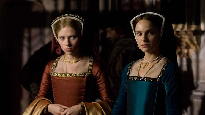 ***The Other Boleyn Girl (28/2/2019)***  <br><br> Ambitious Boleyn sisters Anne and Mary compete for the heart of powerful but intemperate King Henry VIII in this opulent historical drama.