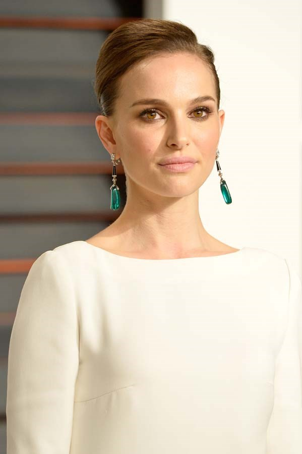 "***Natalie Portman***<br><br> Portman opened up about drinking when she was in college, but has since stopped completely. ""I didn't really go to high school parties, and yeah, I didn't touch pot till I was in my 20s... I didn't get flat-out drunk until I went to college. But I think that's a good thing in many ways."""