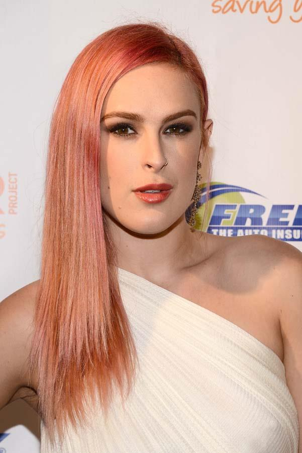 "***Rumer Willis***<br><br> Willis revealed in 2017 that she was completely sober following a (very) extended Sober January. ""My decision to become sober wasn't out of a need necessarily, it was more just that I did 'sober January' and I just decided to keep going,"" she told *[People](http://people.com/tv/rumer-willis-talks-sobriety-empire/