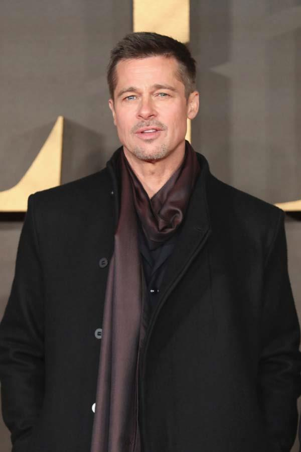 "***Brad Pitt***<br><br> In a new interview with *[GQ](http://www.gq.com/story/brad-pitt-gq-style-cover-story|target=""_blank""