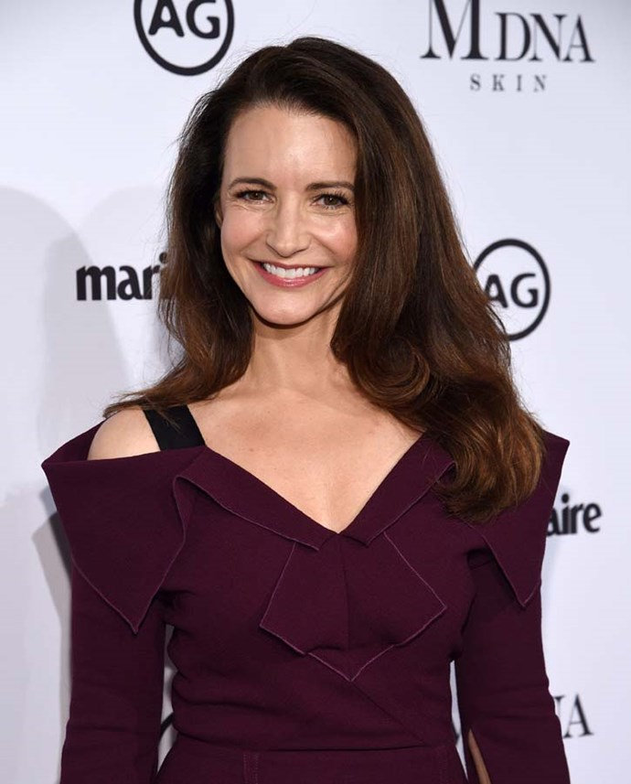 "***Kristin Davis***<br><br> *Sex and the City* star Kristin Davis gave up drinking in her 20s. ""I realised it was not going to end well. I got into the acting program, it was very challenging, I was hungover and I wasn't doing so well in my classes. I thought, 'Do you know what? It's going to be one or the other. I can't really have both',"" she told *[Marie Claire](http://www.marieclaire.co.uk/news/celebrity-news/kristin-davis-s-alcohol-battle-189067