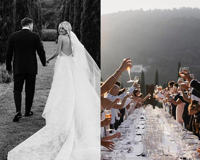 "***Bayleigh Vedelago*** <br><br> Bayleigh Vedelago has nailed the art of simple, toned-down wedding photography, still culminating in a luxe finished product. Anna Heinrich and Sydney PR maven Montarna Pitt are just a handful of the high-profile names whose weddings Vedelago has lensed (and stunningly, at that). <br><br> *Website: [bayleighvedelago.com](http://www.bayleighvedelago.com/|target=""_blank""