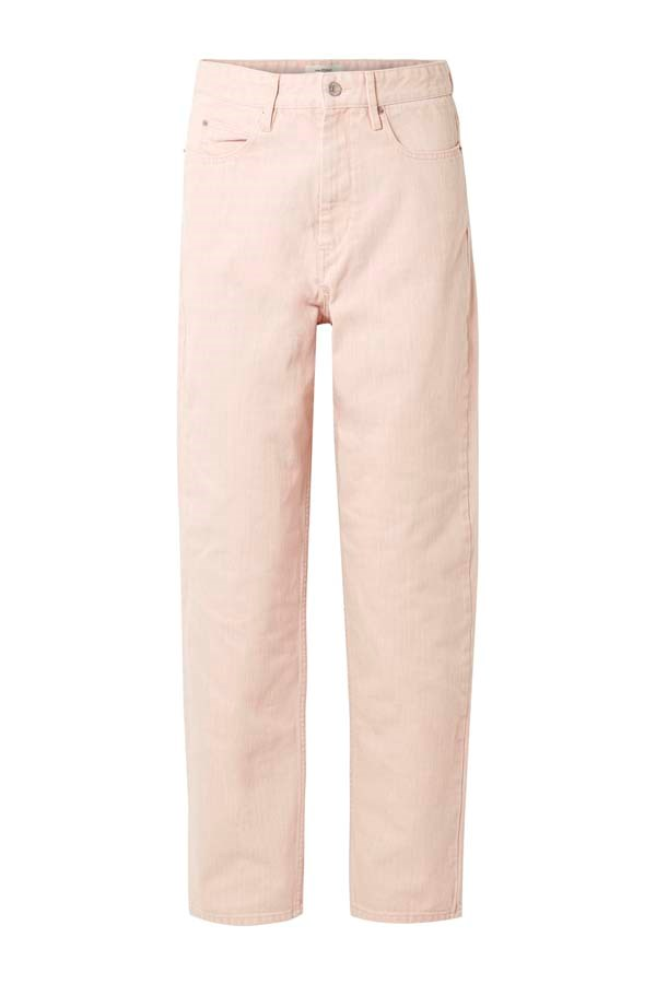 "*La Vie En Rose*<br><br> Jeans by Isabel Marant Étoile, $445 at [NET-A-PORTER](https://www.net-a-porter.com/au/en/product/1097962/isabel_marant_etoile/corsy-jeans target=""_blank"" rel=""nofollow"")."