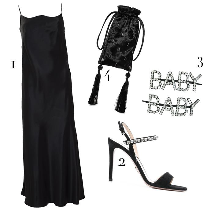 """1, Dress by Christopher Esber, $445 at [The Undone](https://www.theundone.com/collections/dresses/products/christopher-esber-heatwave-bias-dress