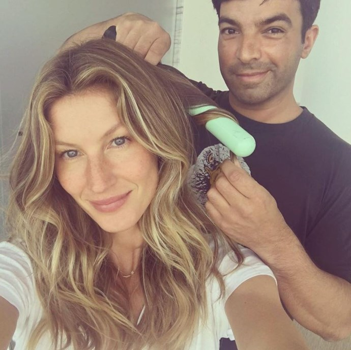 """**THE FACE FRAMER** <br><br> """"This is the piece of hair that frames the face from the parting and hairlines,"""" Shari Reynolds, Colour Director at [Barney Martin Hair](http://barneymartin.com.au/