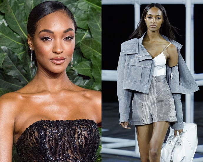 """***Jourdan Dunn*** <br> British model Jourdan Dunn might have walked for Victoria's Secret, but she was discovered in a Primark (a UK fast-fashion store) in the London suburb of Hammersmith in 2006. <br><br> Dunn told *[Daily Mail](https://www.dailymail.co.uk/femail/article-2739408/Spotted-Primark-15-single-mum-new-Naomi-Campbell-making-millions-leaving-drug-dealer-lover.html