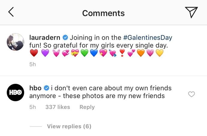 *Instagram @lauradern*