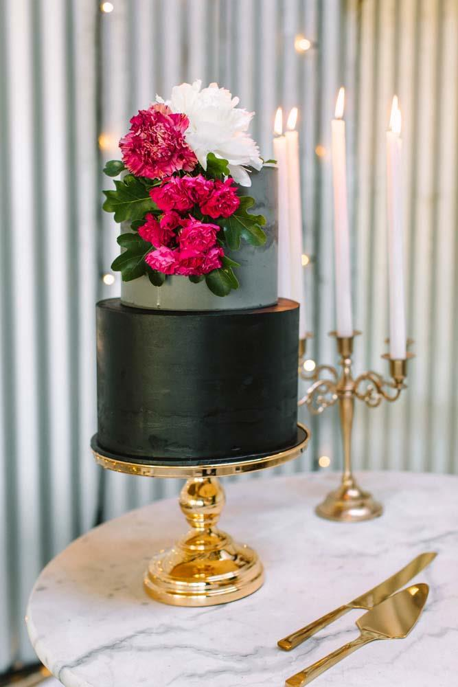 "**On the wedding cake:** We opted for a two tiered, multi-layered white chocolate vanilla and orange espresso creation by [Bake the Cake](http://www.bakethecake.com.au/|target=""_blank""