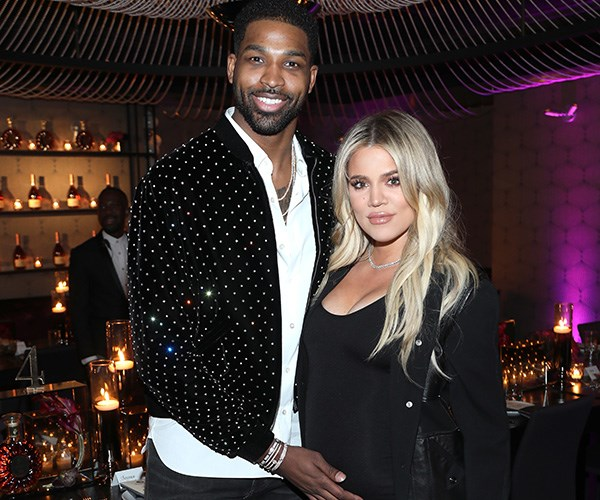 "**KHLOÉ AND TRISTAN CONFIRM BREAK UP** <br>*US Weekly* confirms the split later the same day. ""They aren't speaking,"" a source explains."