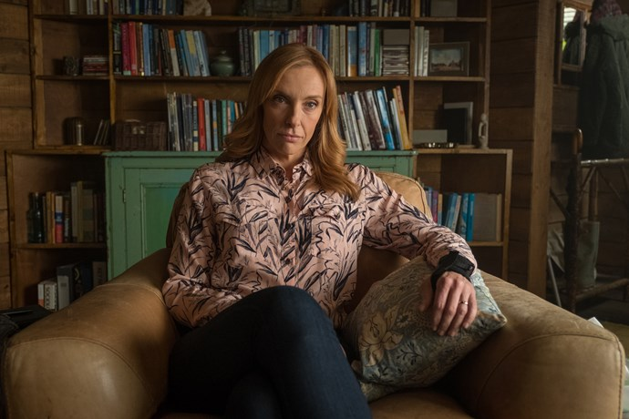 ***Wanderlust*** <br><br> Toni Collette plays Joy Richards, a therapist trying to find a way to keep her spark alive with her husband after her cycling accident causes them to reassess their relationship. As we meet her family, friends, neighbours and clients, remarkable yet relatable stories of love, lust and forbidden desire emerge