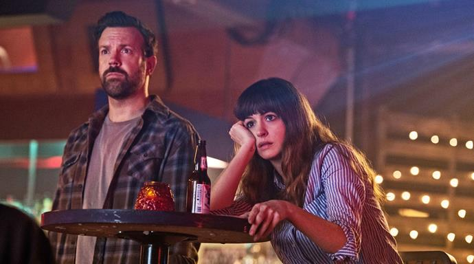 ***Colossal* (from 1/3/2019)** <br><br> Gloria (Anne Hathaway) is an out-of-work party girl forced to leave her life in New York City and move back home. When reports surface that a giant creature is destroying Seoul, she gradually comes to the realisation that she is somehow connected to this phenomenon.