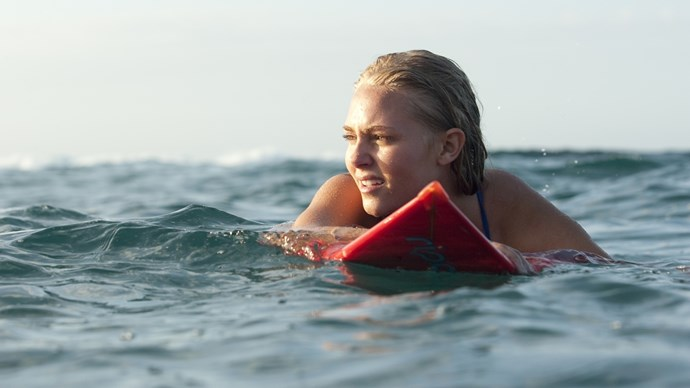***Soul Surfer* (from 1/3/2019)** <br><br> Teenage surfer Bethany Hamilton (played by AnnaSophia Robb) overcomes the odds and her own fears of returning to the water after losing her left arm in a shark attack.